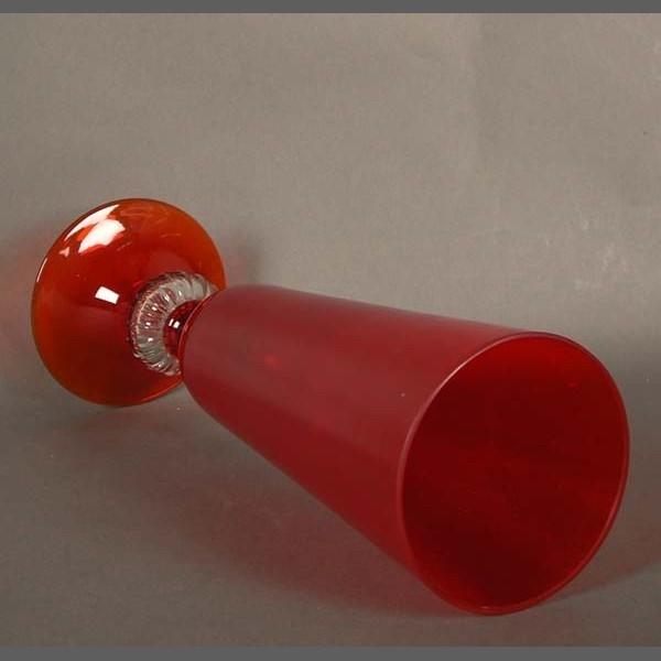 Big Murano glass cup....
