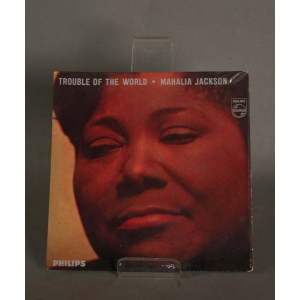 LP. Vinyl. Mahalia Jackson...
