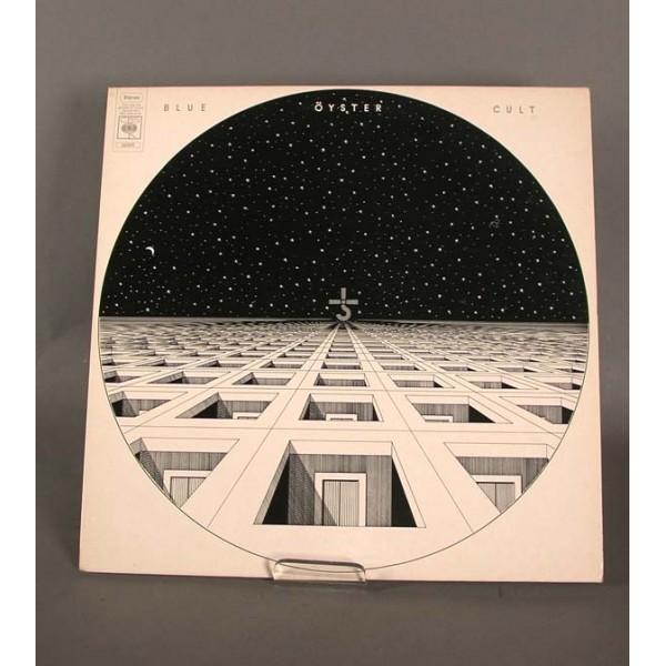 LP. Vinyl. Blue Öyster Cult...