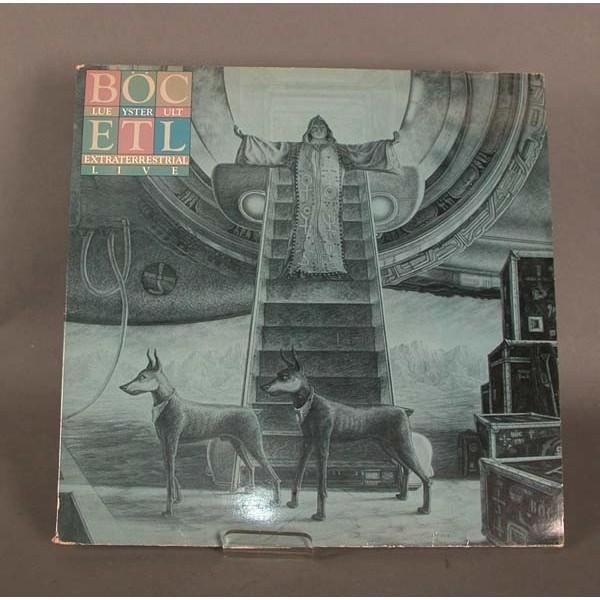 DLP. Vinyl. Blue Öyster...