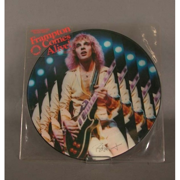 LP. Picture record....