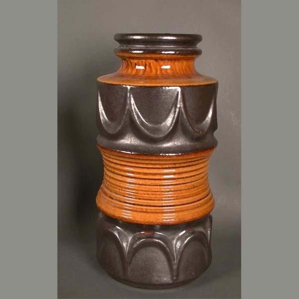 Keramik Vase. Carstens....