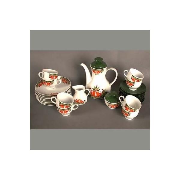 Vintage. Tableware, set of...