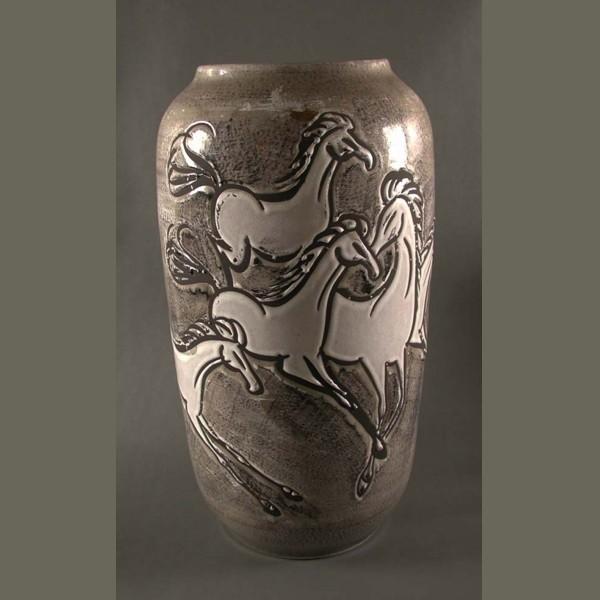 Vintage. Keramik Bodenvase....