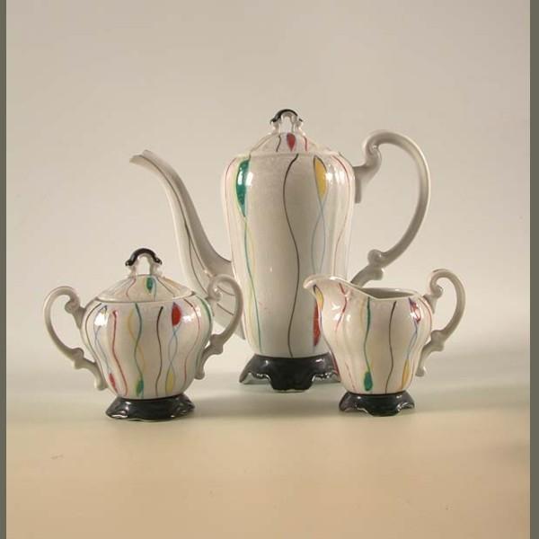 Vintage. Porcelain coffee...