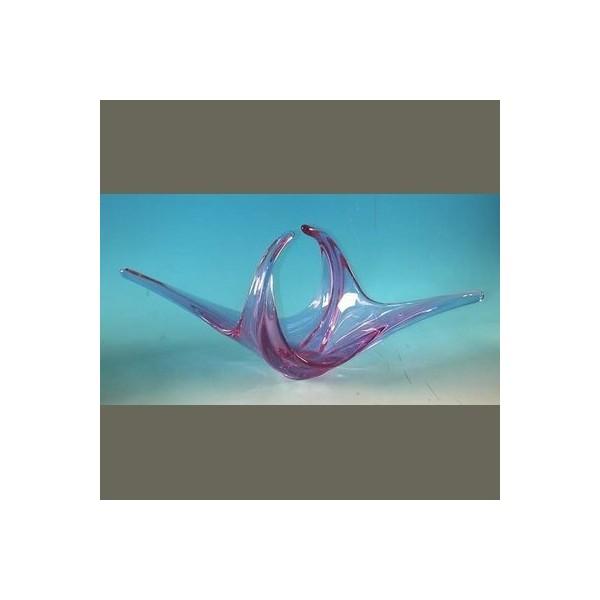Big murano glass bowl. 1950...