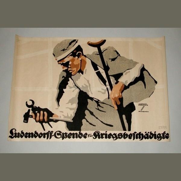 Original Plakat. Ludwig...