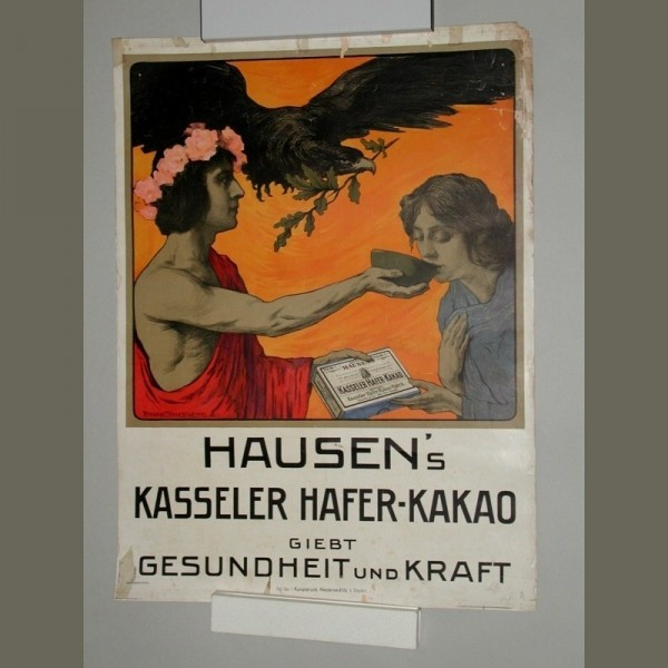 Original Plakat. Hausens...
