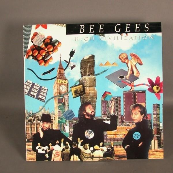 LP. Vinyl. Bee Gees - High...