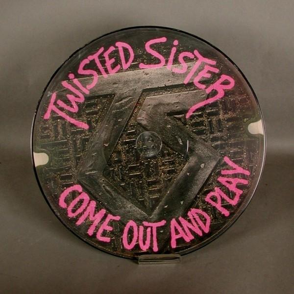 Picture LP. Vinyl. Twisted...