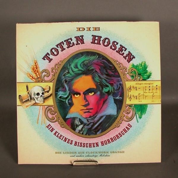 LP. Vinyl. Die Toten Hosen...