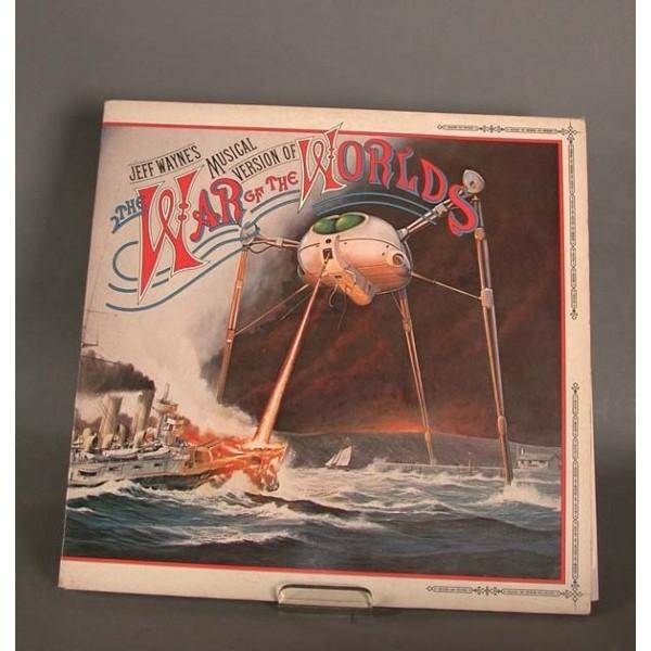 DLP. Vinyl. War of the...