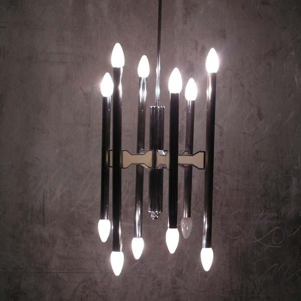 Lámpara de diseño italiano....