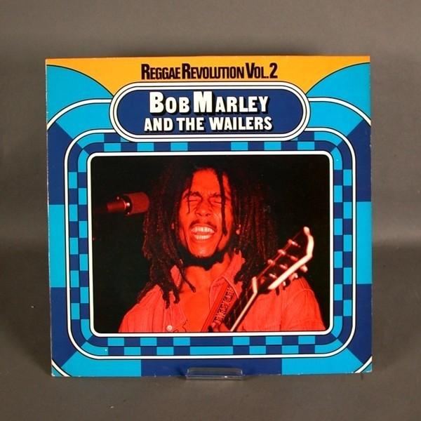 LP. Vinyl. Bob Marley -...