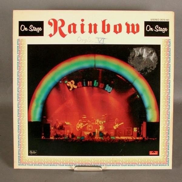 DLP. Vinyl. Rainbow - On...