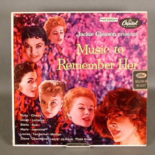 LP. Vinyl. Jackie Gleason -...