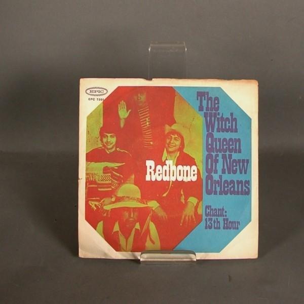 Single. Vinyl. Redbone -...