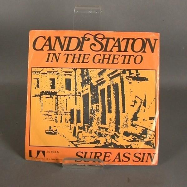 Single. Vinyl. Candi Staton...