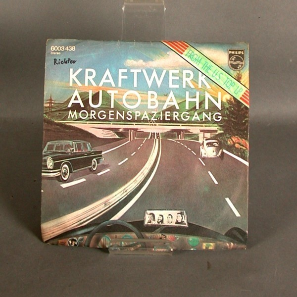 Single. Vinyl. Kraftwerk -...
