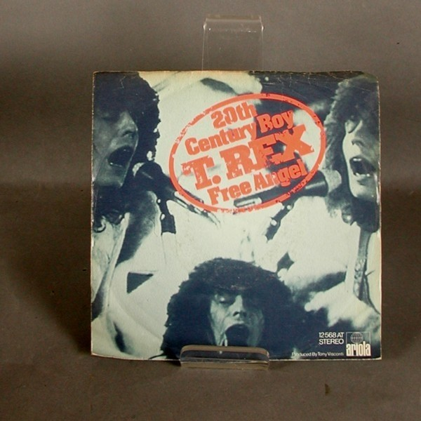 Single. Vinyl. T.Rex - 20th...