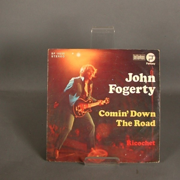 Single. Vinyl. John...