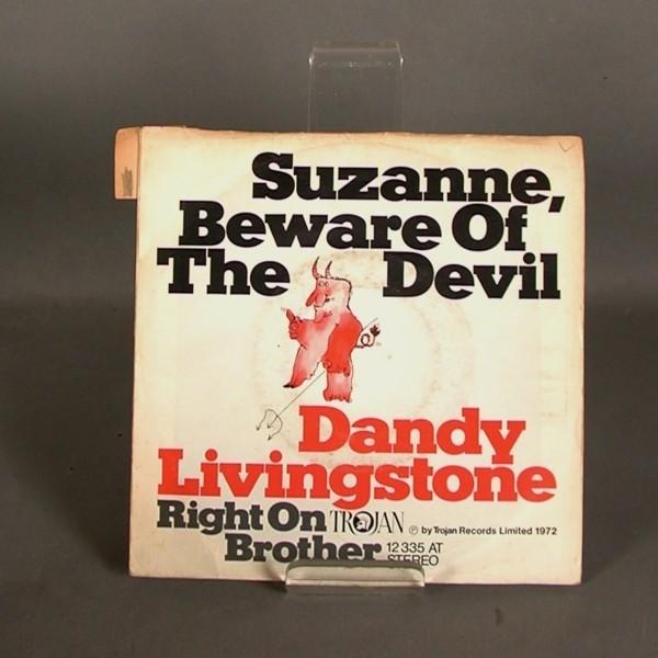 Single. Vinyl. Dandy...