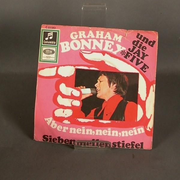 Single. Vinyl. Graham Boney...