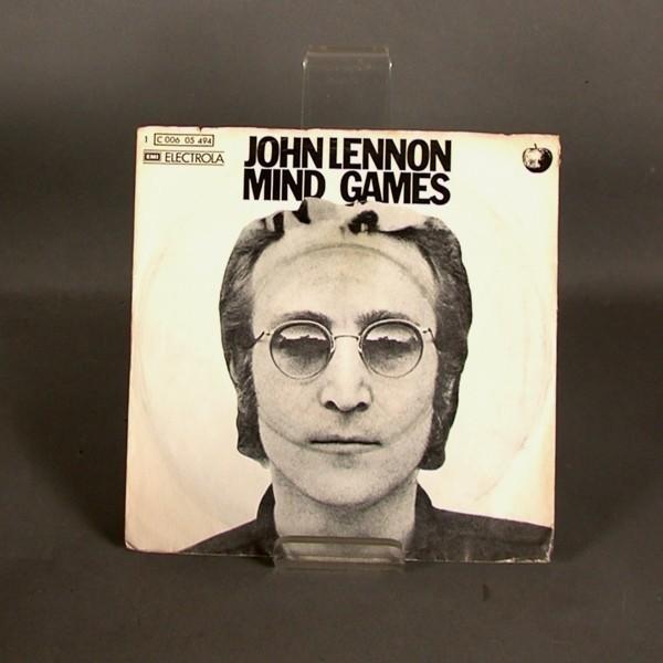 Single. Vinyl. John Lennon...