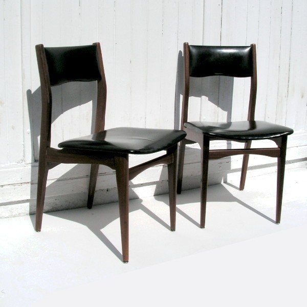 Two vintage chairs....