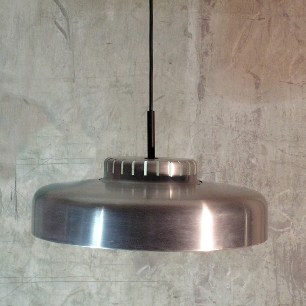 Vintage. Aluminum ceiling...