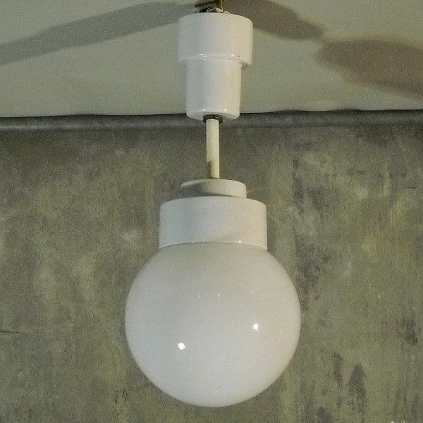Art Deco. Ceiling lamp....