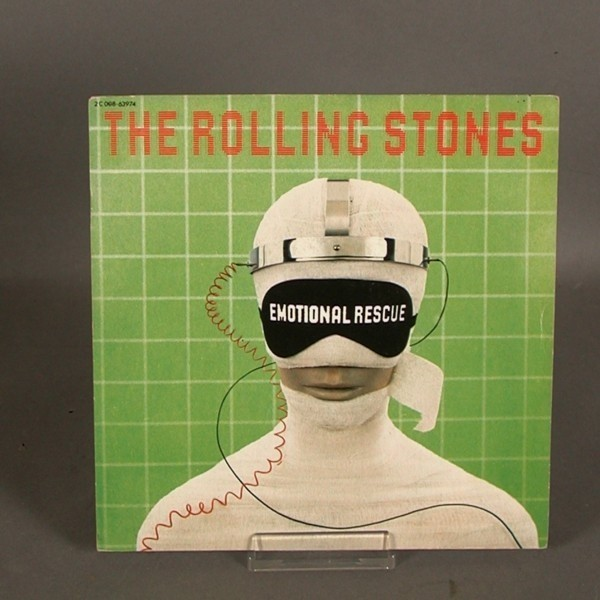 Single. Vinyl. Rolling...
