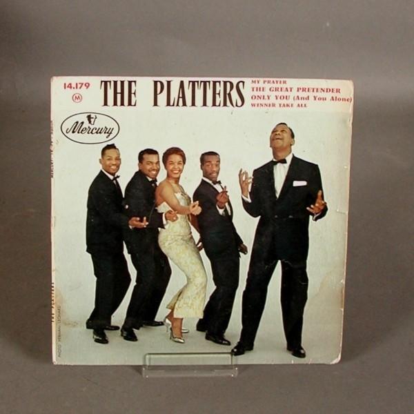 EP. Vinyl. The Platters....
