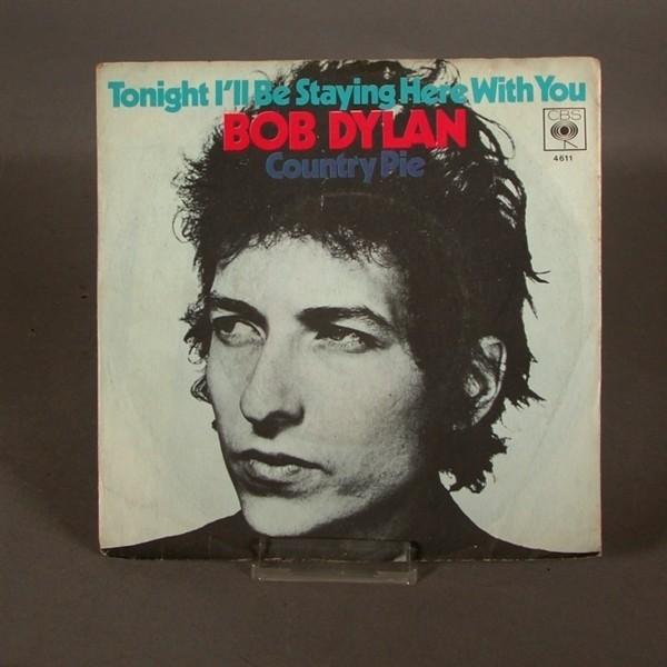 Single. Vinyl. Bob Dylan -...