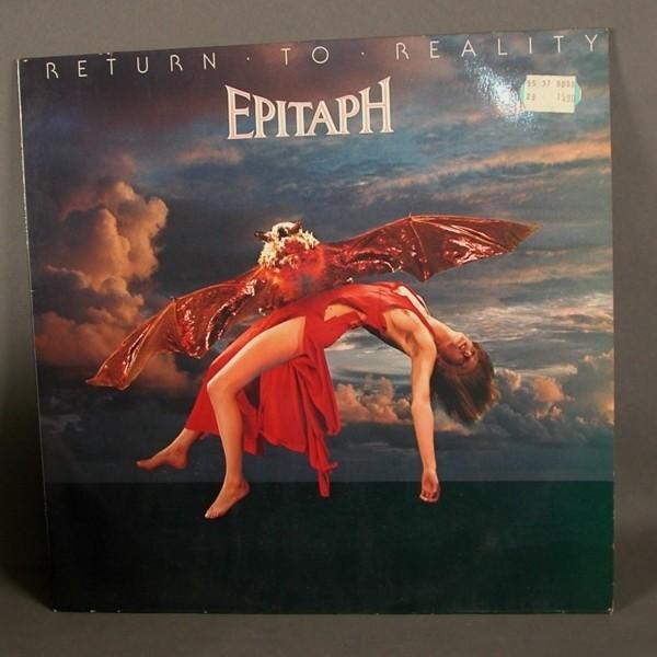 LP. Vinyl. Epitaph - Return...