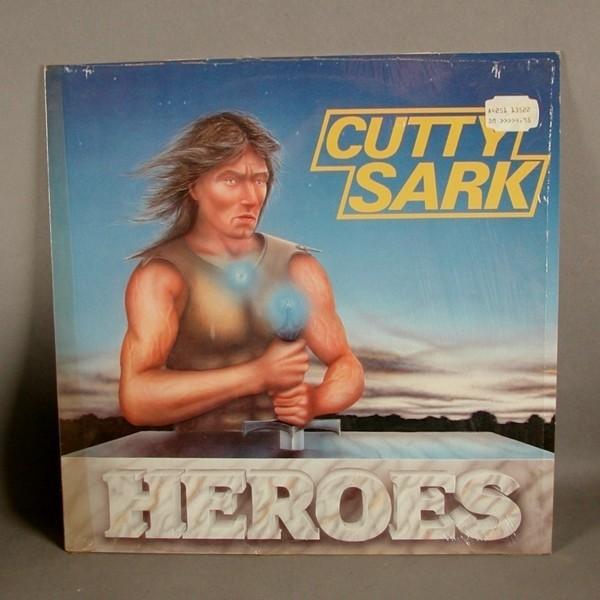LP. Vinyl. Cutty Sark -...