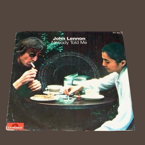 Single. John Lennon -...