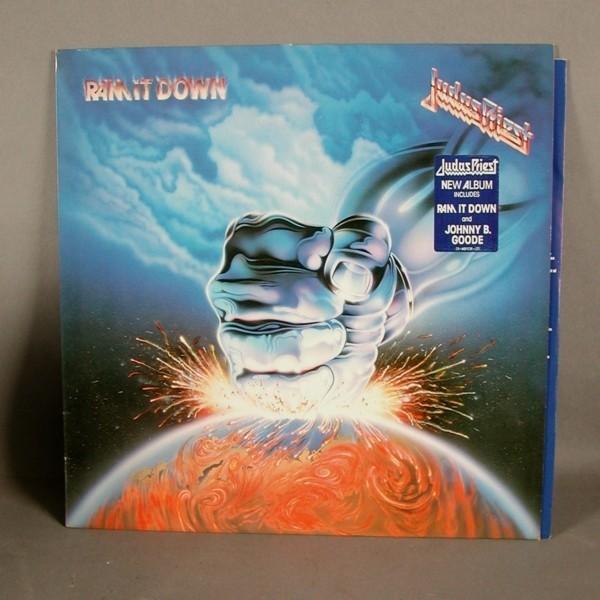LP. Judas Priest - Ram it...