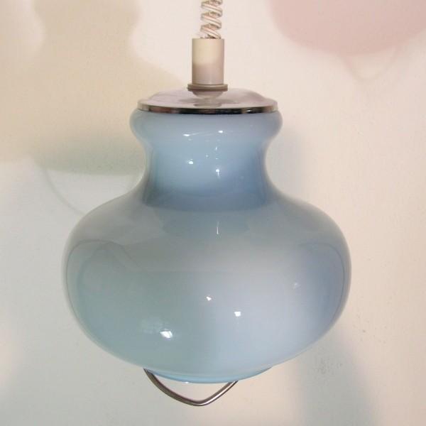 Murano. Light blue ceiling...
