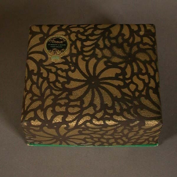 Art Nouveau. Caja de...