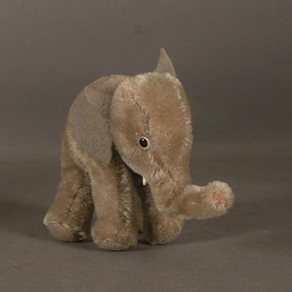 Steiff Elephant. Germany....