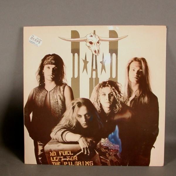 LP. Vinyl. DAD - No Fuel...