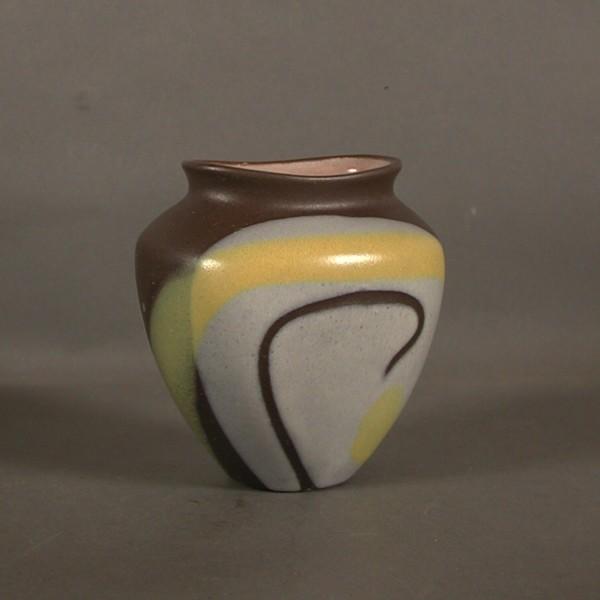 Vintage. Keramikvase. 1950...
