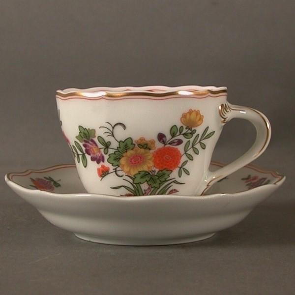 Porcelain collection cup....