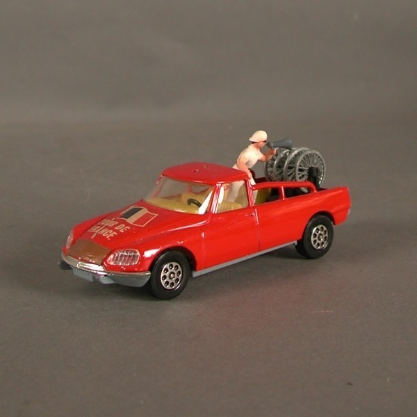Corgi Toys 510. Citroen DS....
