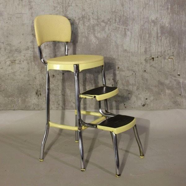 Vintage Kinderstuhl mit...