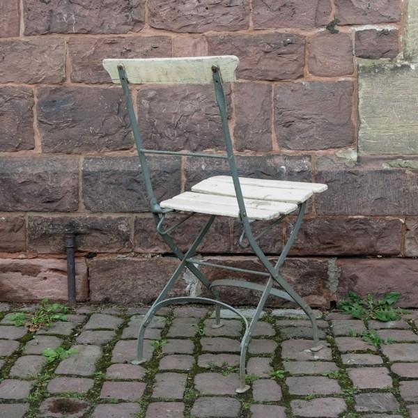 Vintage Gartenstuhl. 1940 -...