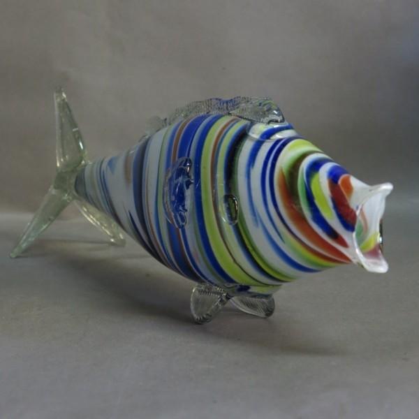 Big glass fish. Murano....
