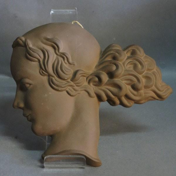 Karlsruher Majolika ceramic...