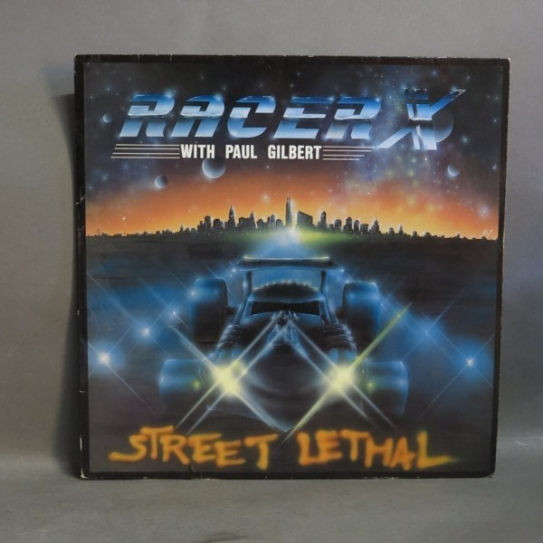 LP. Racer X - Street...